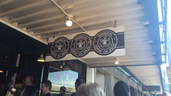 The original Starbuck