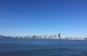 View from West Seattle