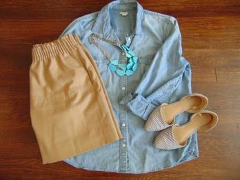 Sidewalk Skirt18