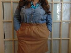 Sidewalk Skirt6