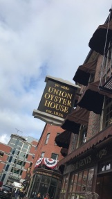 Union Oyster House!