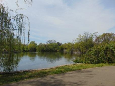 Centennial Pond
