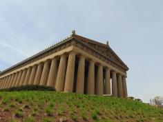Parthenon Up Close