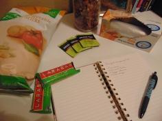 Snack List4