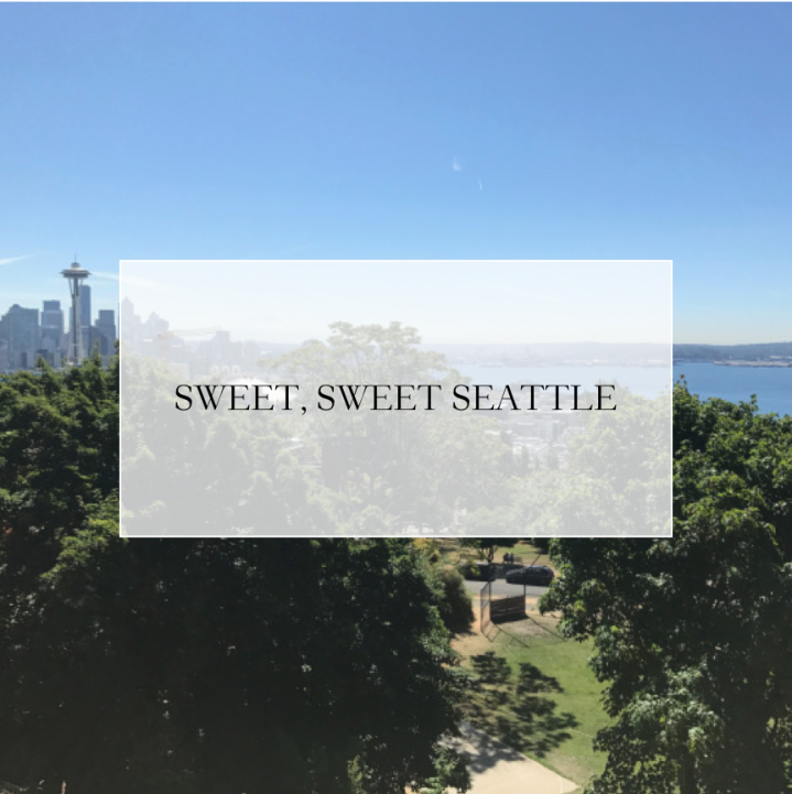 Sweet, Sweet Seattle