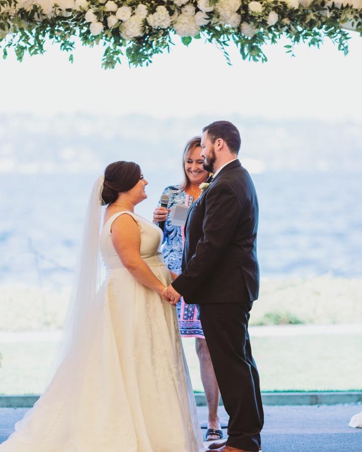 Caitlyn + Riley's Wedding Day