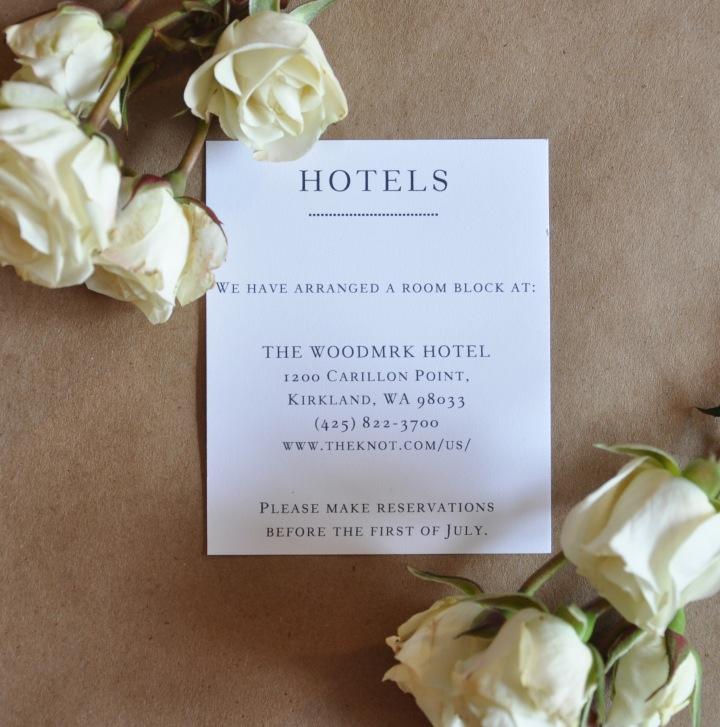 Hotel Card