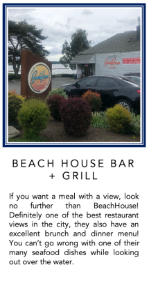 Graphic - BeachHouse Bar and Grill