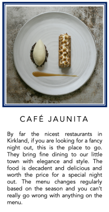 Graphic - Cafe Jaunita