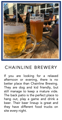 Graphic - Chainline Brewery