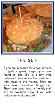 Graphic - The Slip