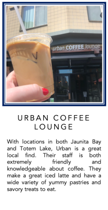 Graphic - Urban Coffee Lounge