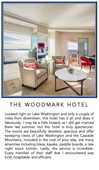 Graphic - Woodmark Hotel